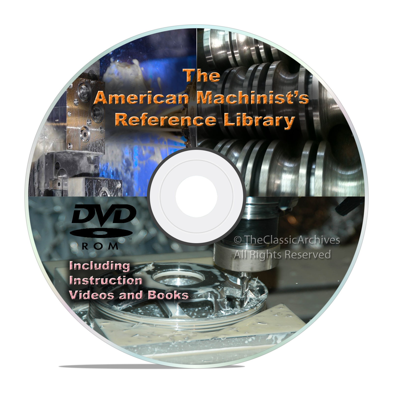 American Machinist Reference Library, Machinery Handbook, Jig Gear Die Book