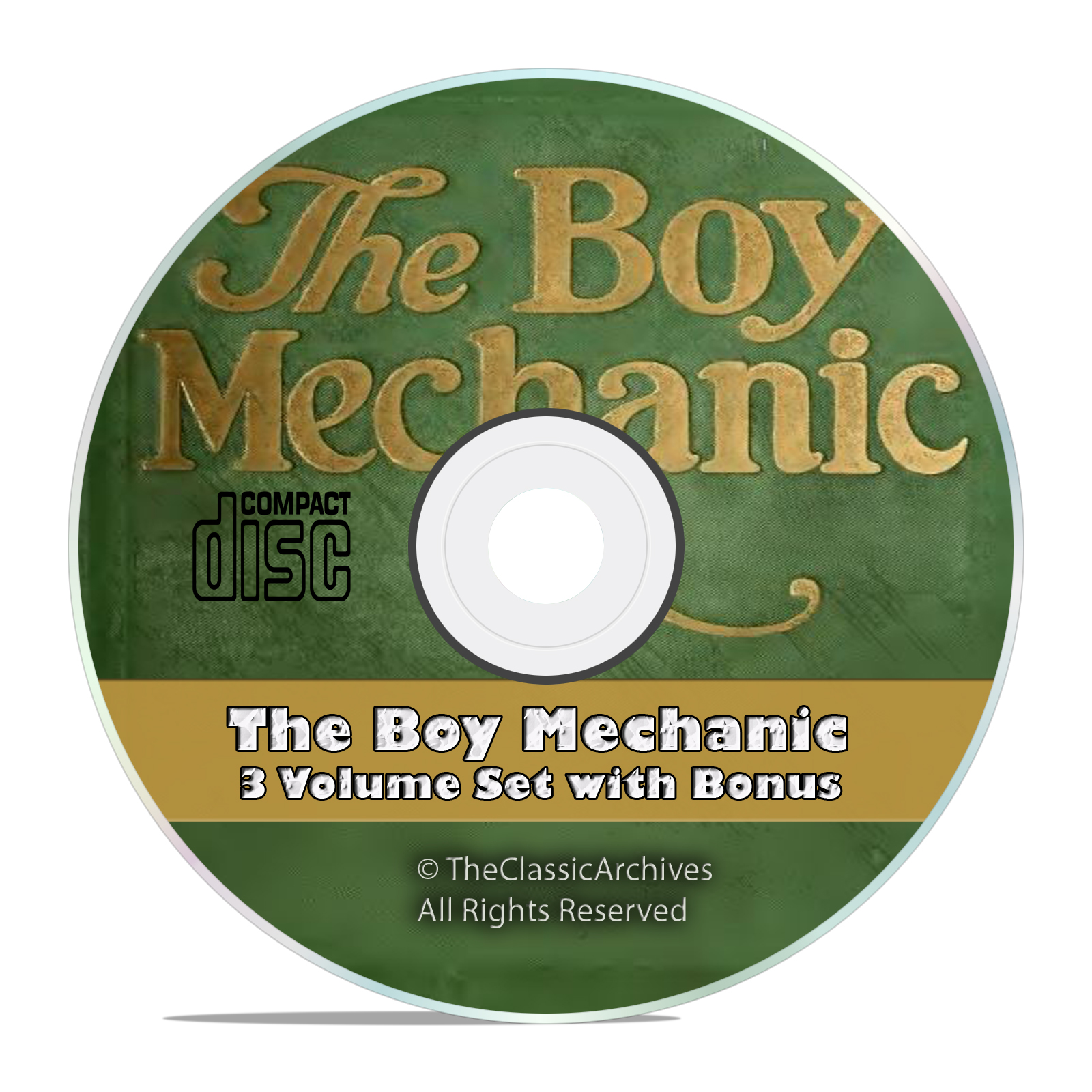 The Boy Mechanic, Mechanical, Electrical 3000 Projects for Boys to Do