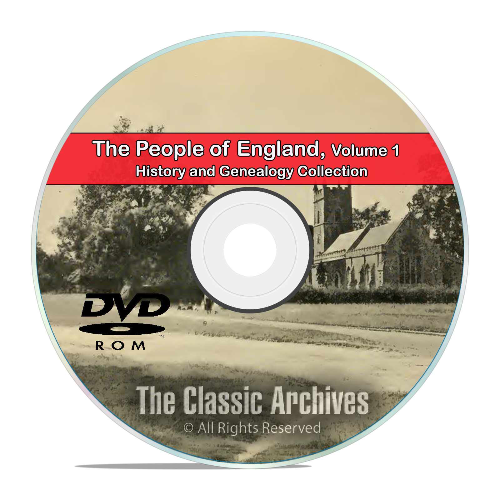 England Vol 1, People Cities Towns, History and Genealogy 215 Books DVD
