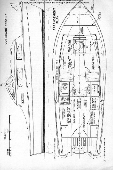 ... Boat Plans ...