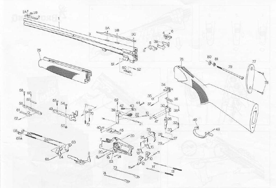 3,250 Rifle / Gun / Pistol / Shotgun Owners Manuals and ...