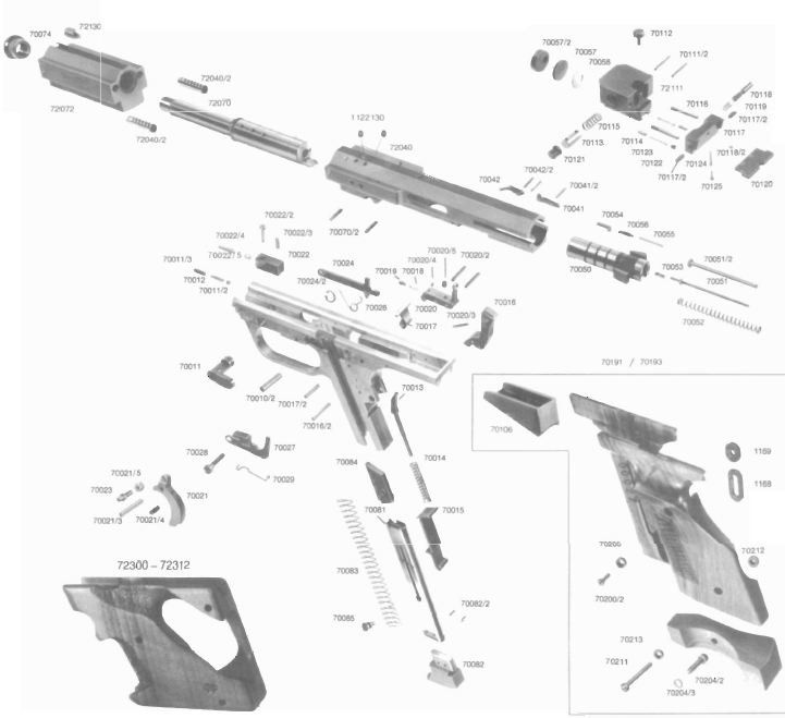 Outstanding 3250 Gun Rifle Pistol Firearm Shotgun Handgun Manuals Tear Down Wiring Cloud Tobiqorsaluggs Outletorg