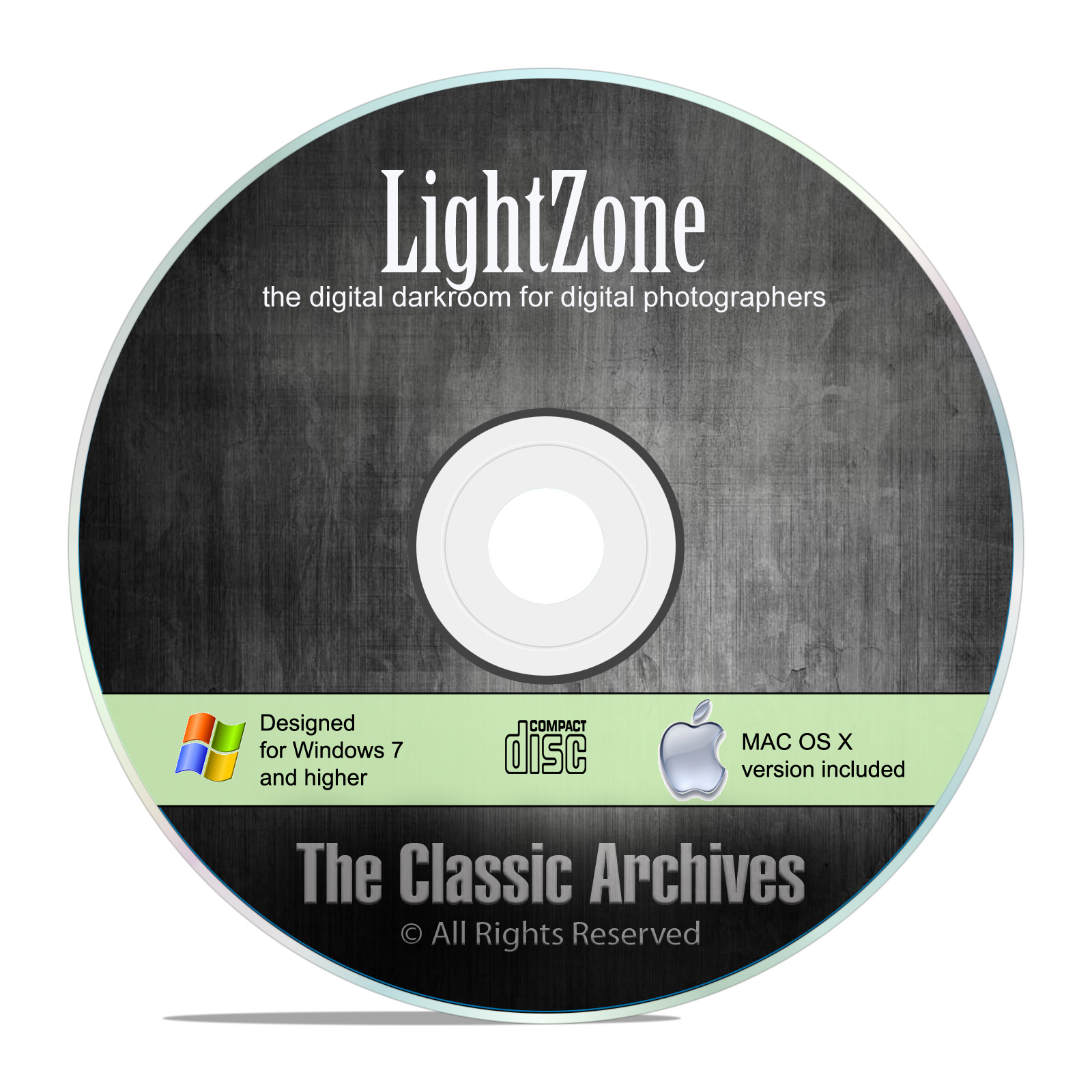 LightZone, Pro Lightroom Darkroom Digital Camera, Raw Image Photo Editor CD