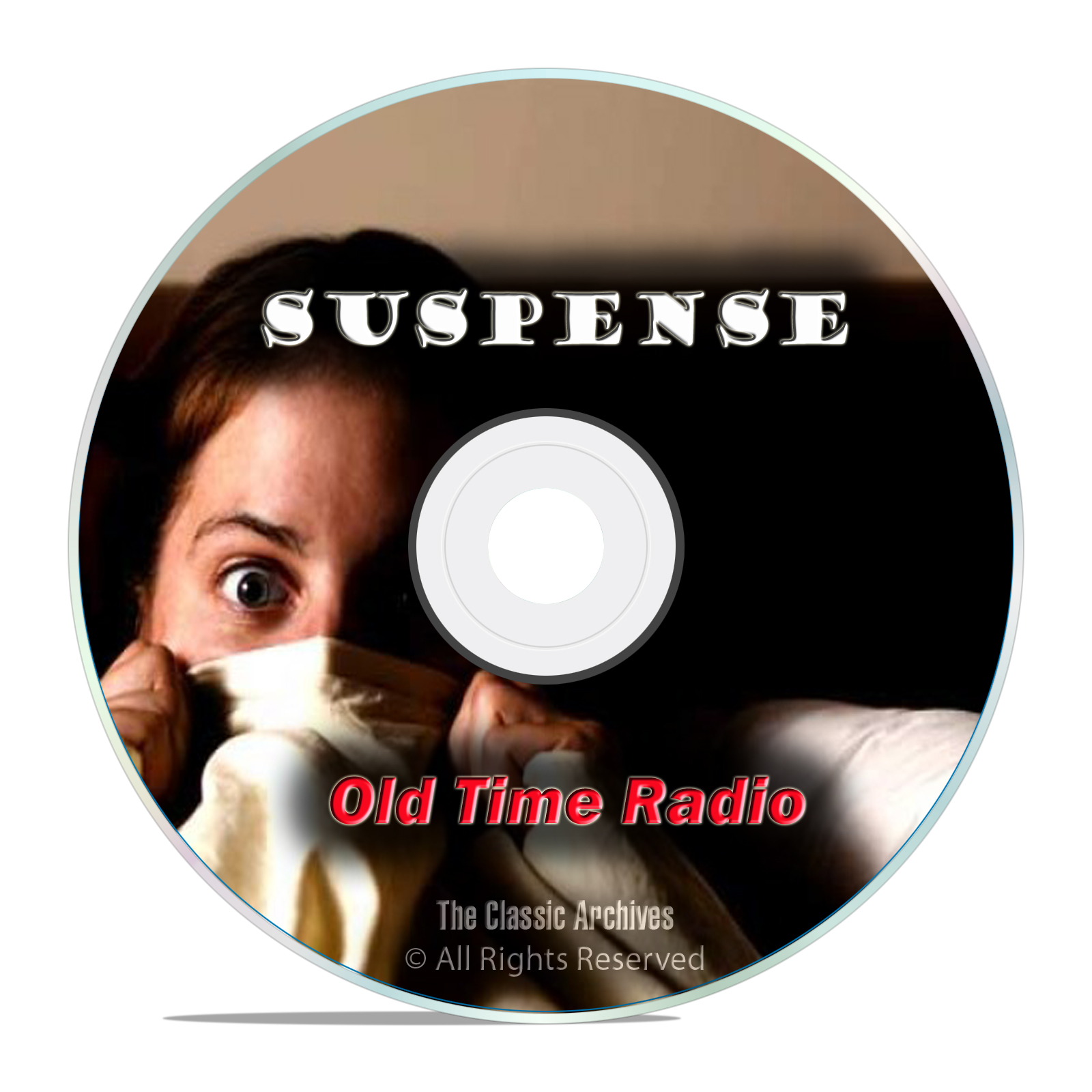 Suspense!, 959 Episodes, The Full Run Set Old Time Radio Drama OTR DVD MP3 - Click Image to Close