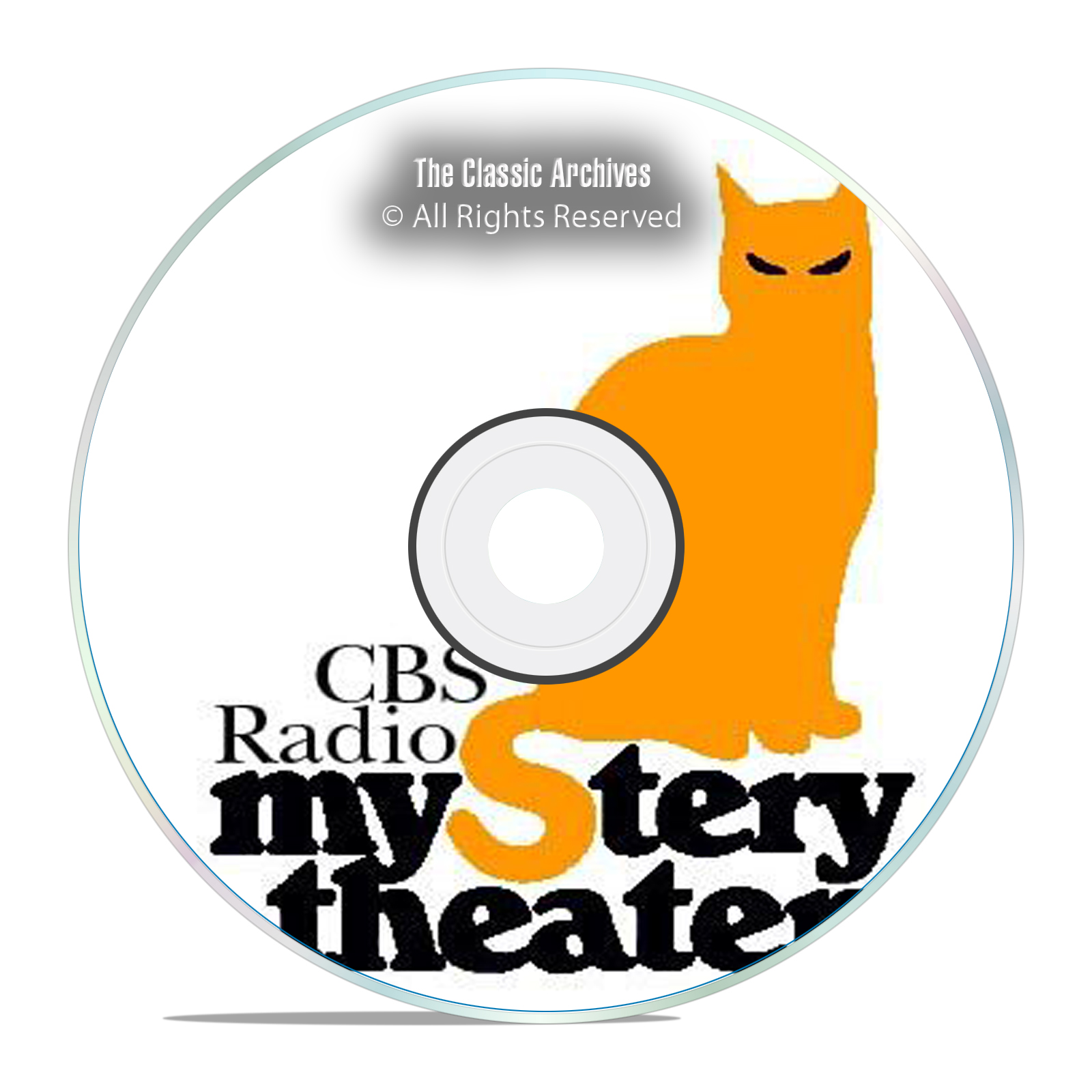 CBS RADIO MYSTERY THEATER, 1517 Old Time Radio Episodes COMPLETE SET OTR