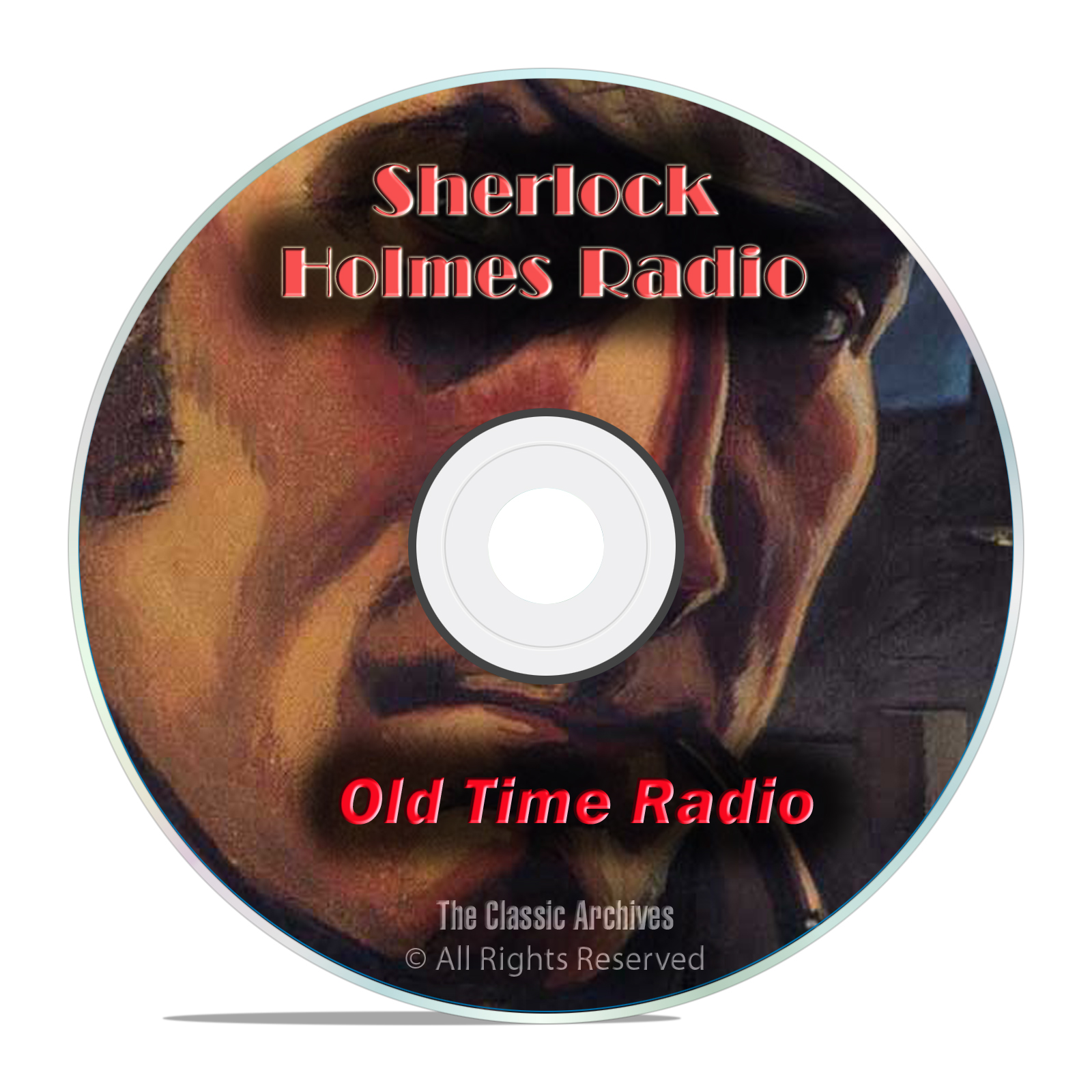 Sherlock Holmes Radio Mysteries, 755 Old Time Radio Shows, Detective mp3