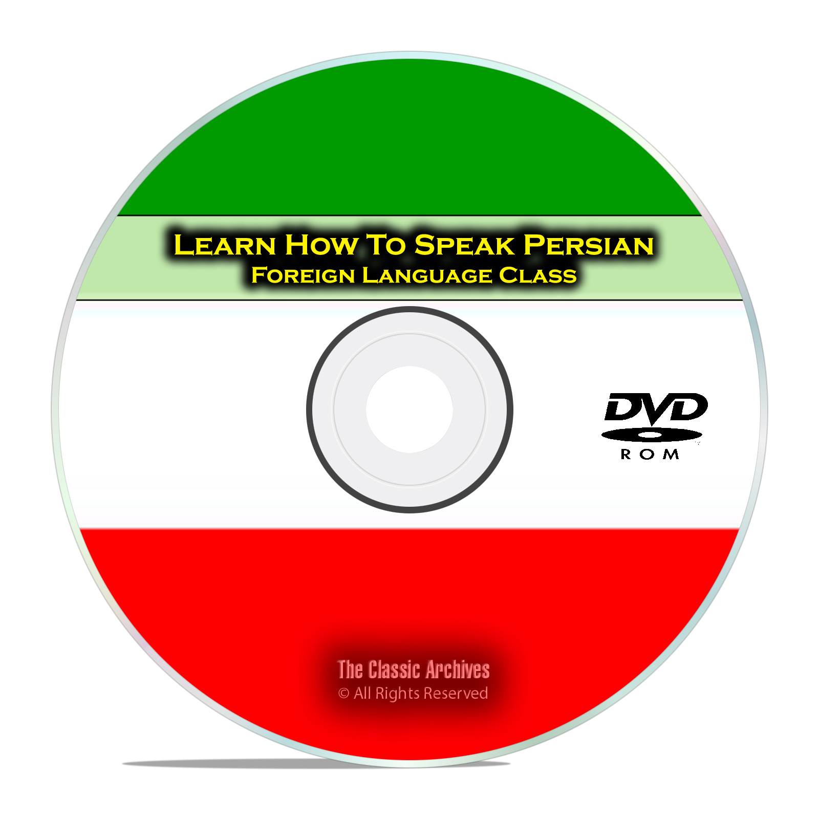 Learn How To Speak Persian, Fast & Easy Foreign Language Training Course