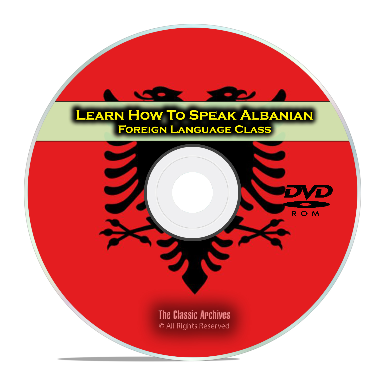 Learn How To Speak Albanian Fast & Easy Foreign Language Training Course