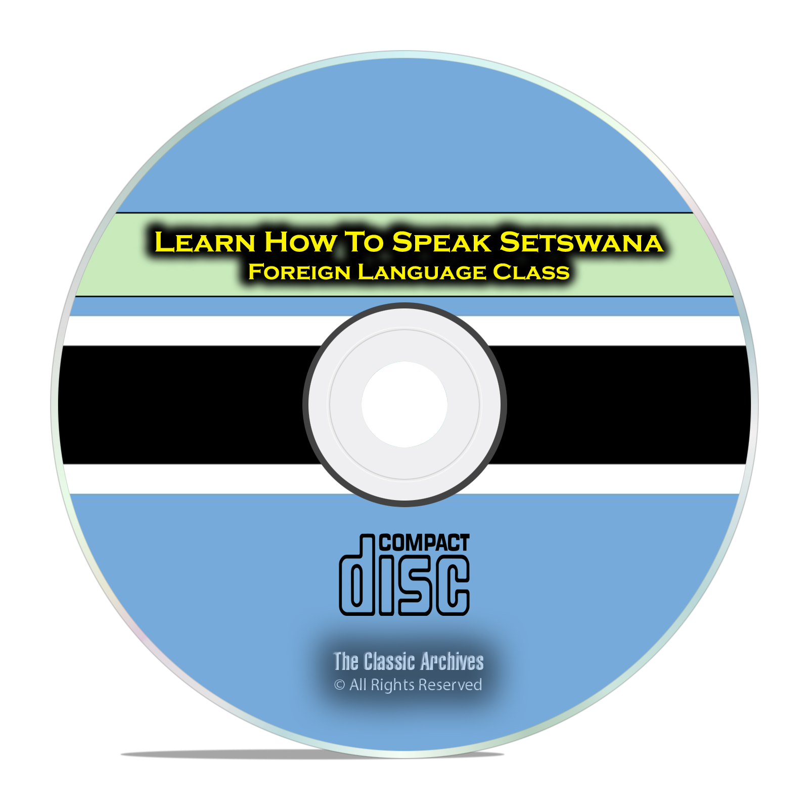 Learn How To Speak Setswana, Fast & Easy Foreign Language Training Course