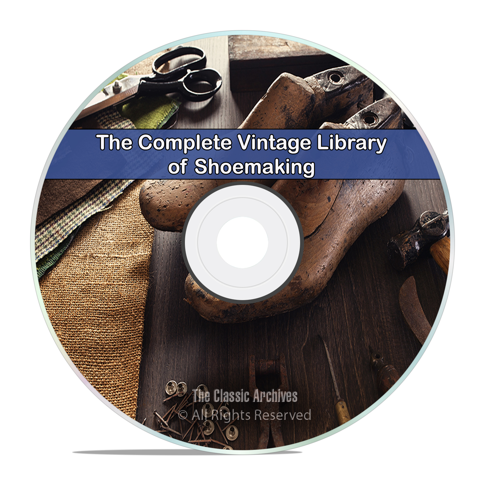 Vintage Shoemaking Books Collection, 55 Books, Footwear Catalogs, PDF DVD
