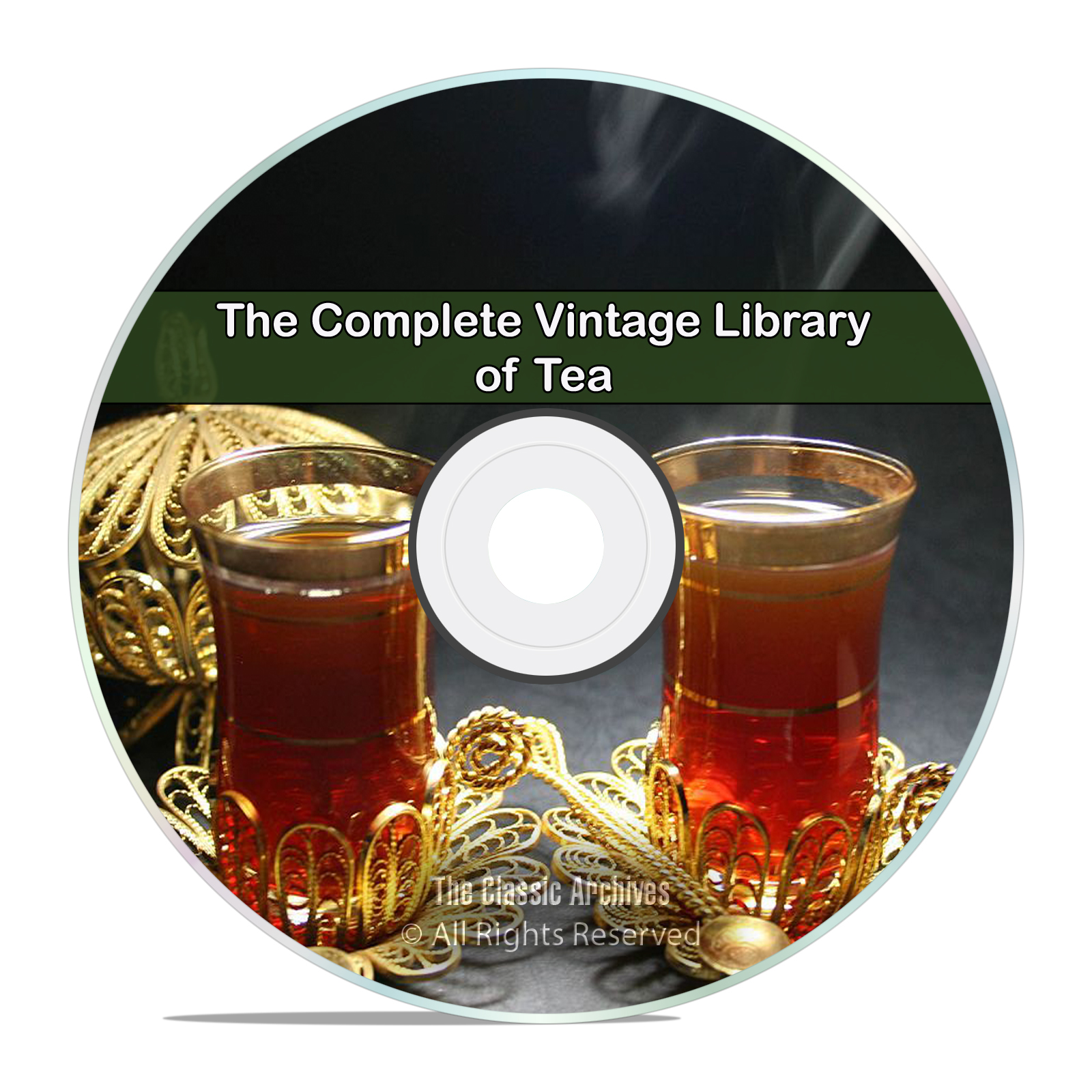 70 Books Library of Tea, Grow Recipes, History, Make, Plant, Drink, DVD