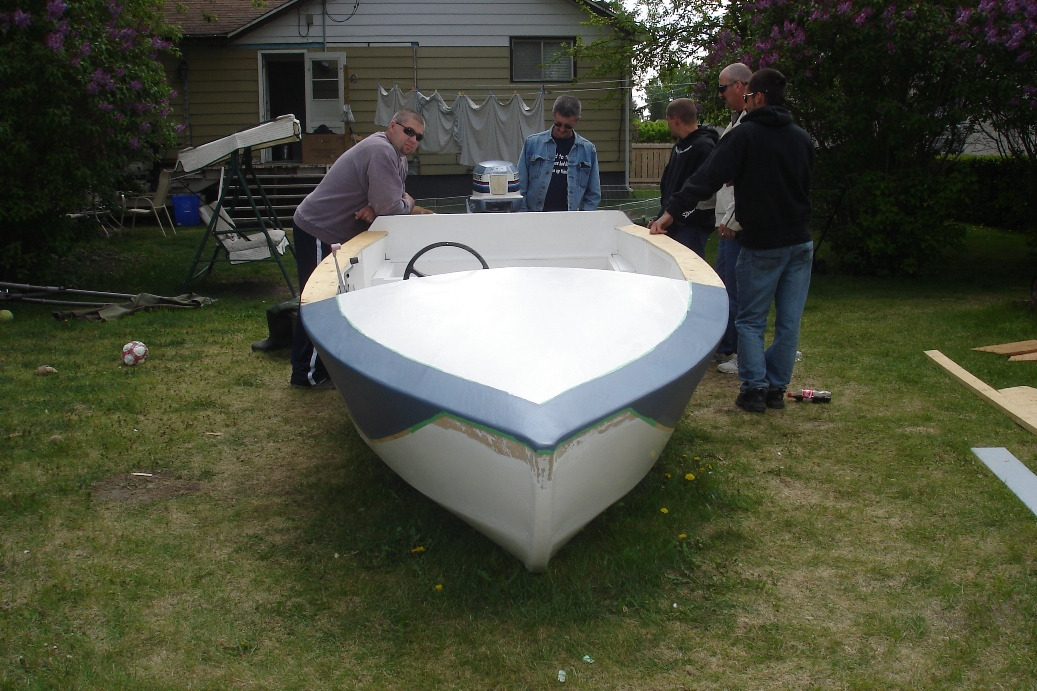 220 BOAT PLANS, HOW TO BUILD A CANOE