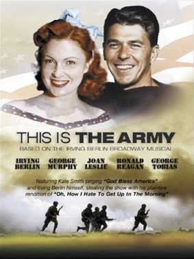 This is the Army, starring Ronald Reagan.