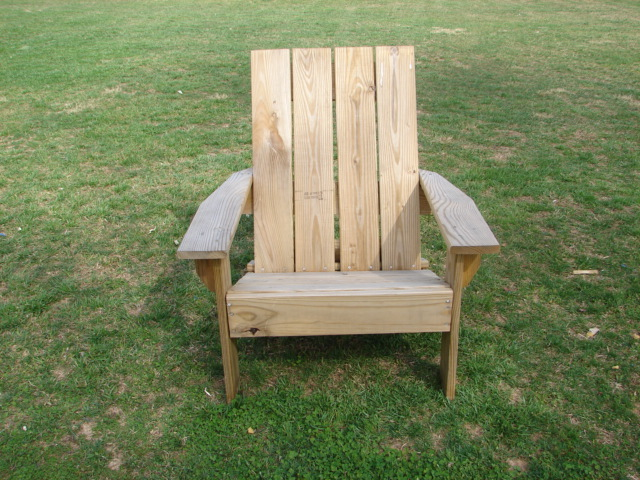 Outdoor Wood Chair Plans ~ Outdoor patio furniture project plans sheds barns cd