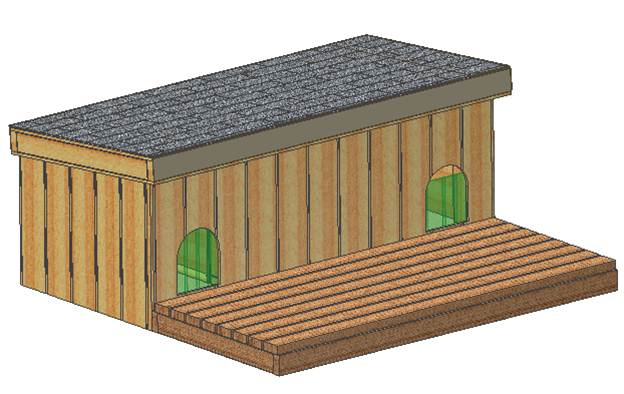 doghouse plans