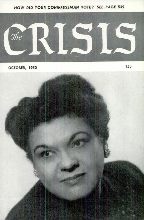 The Crisis Magazine, 395 Vintage Issues 1910-1963 American ...