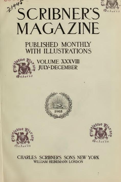 Scribner s magazine history pdf
