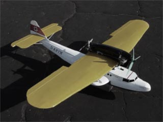 Charmant Giant Scale Model Airplane Plans ...