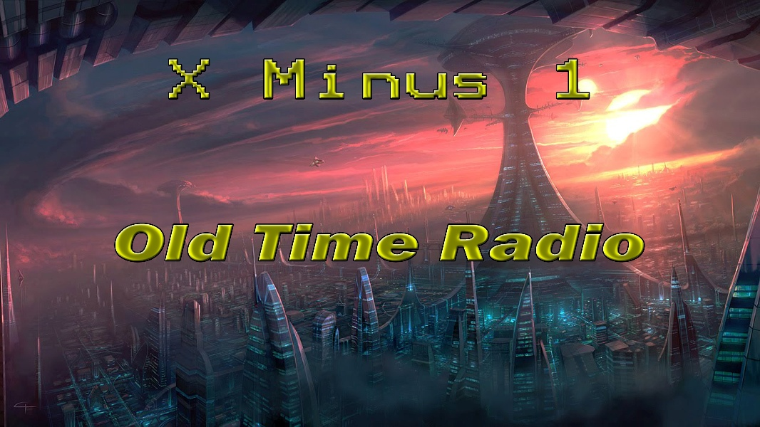 x minus red old time radio