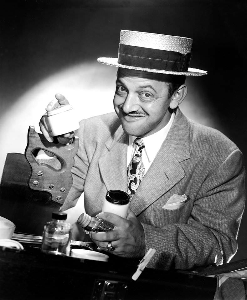 Mel Blanc old time radio