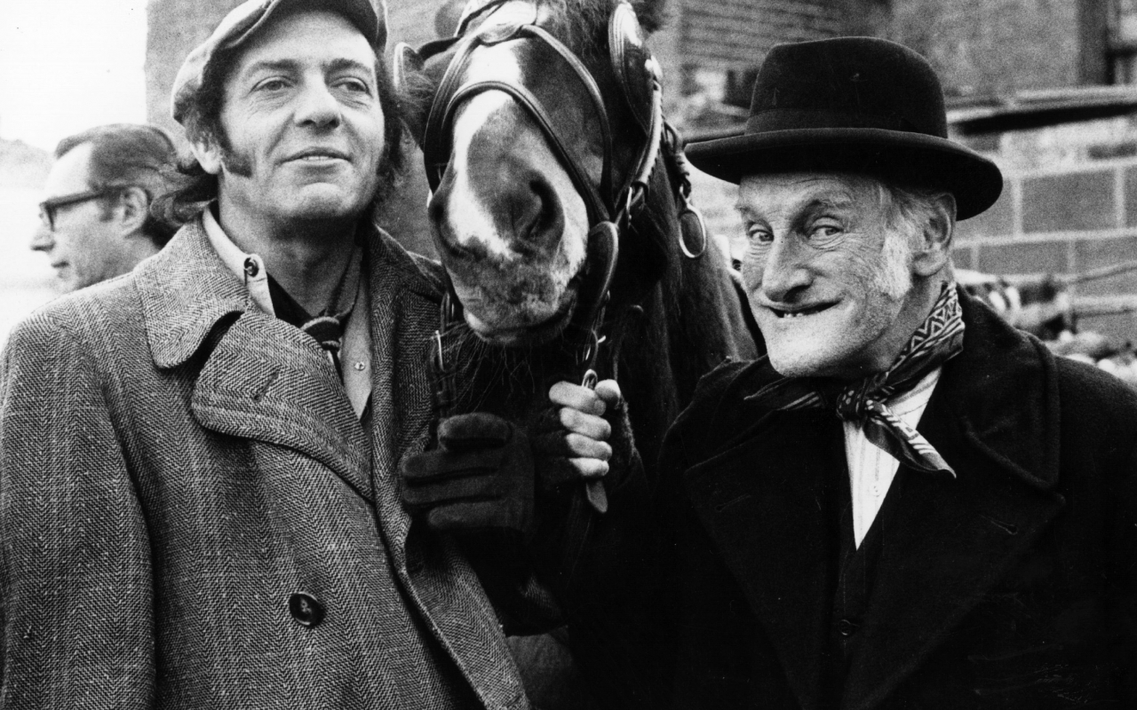 Steptoe and Son old time radio