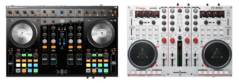 Mixxx DJ audio software