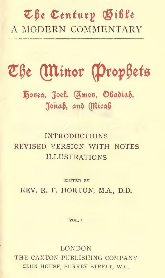 Century Bible