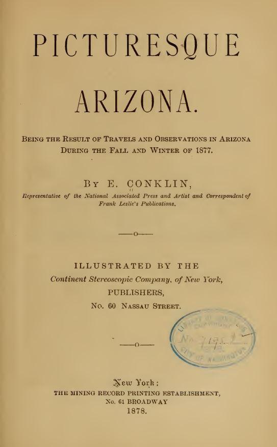Arizona Genealogy