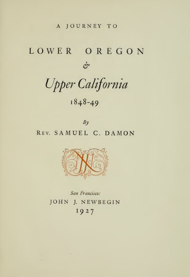 Oregon Genealogy