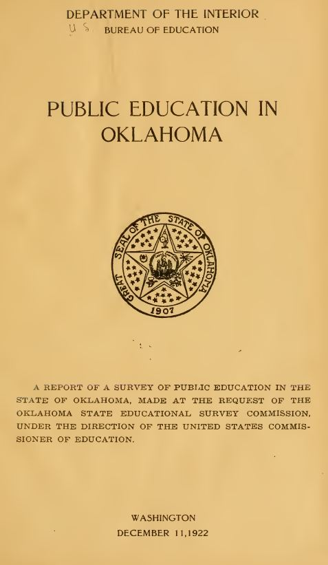 Oklahoma Genealogy