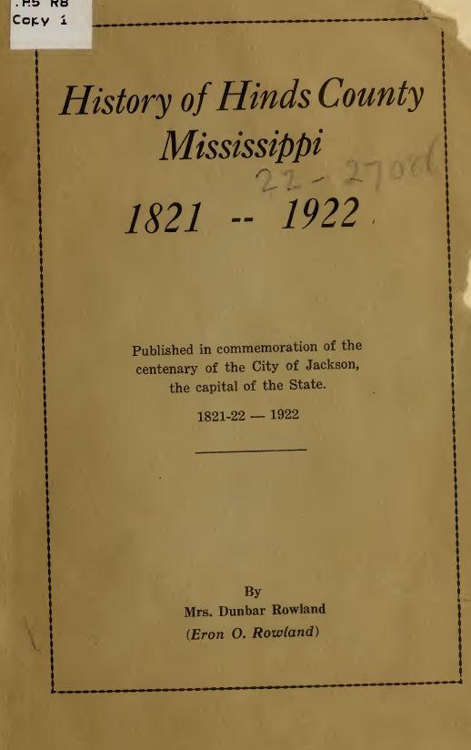 Mississippi Genealogy
