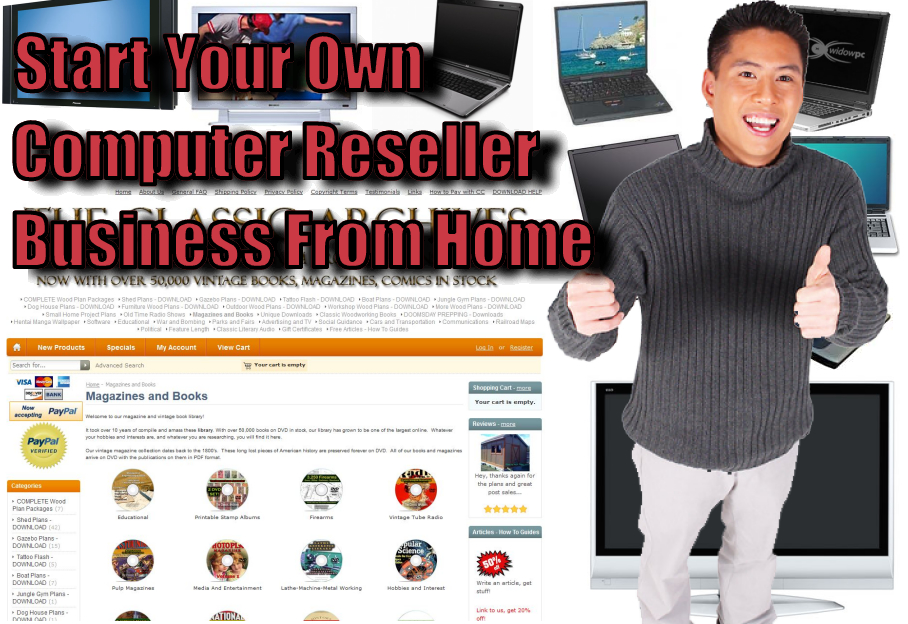 How To Start A Computer Reseller Business