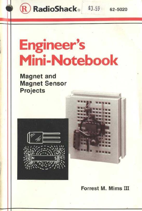 Radio Shack Engineer's Mini Notebooks