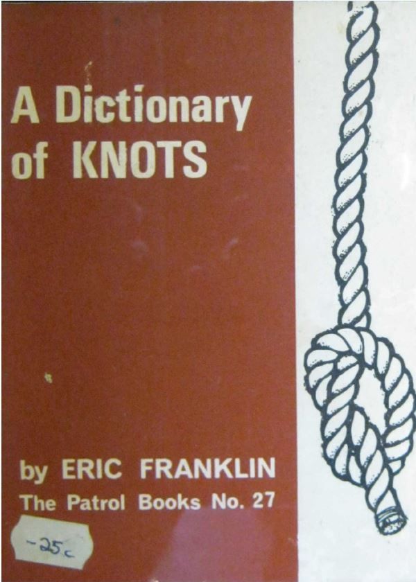 Rope Work, Knots, Splices