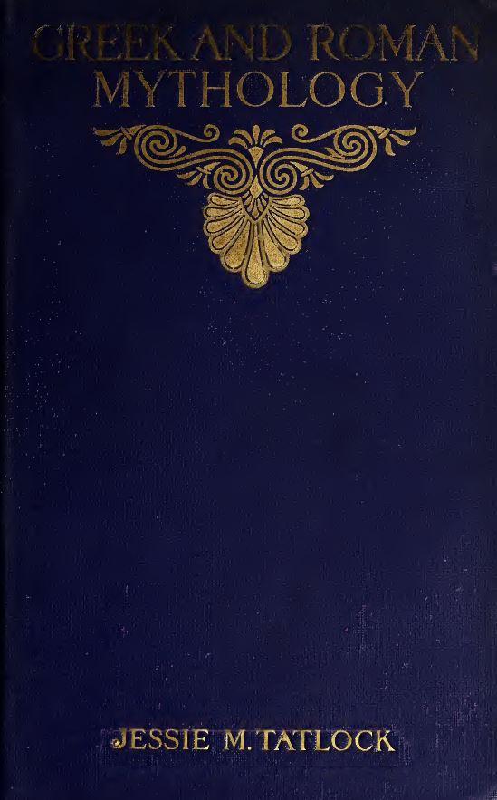 Greek and Roman Mythology Books