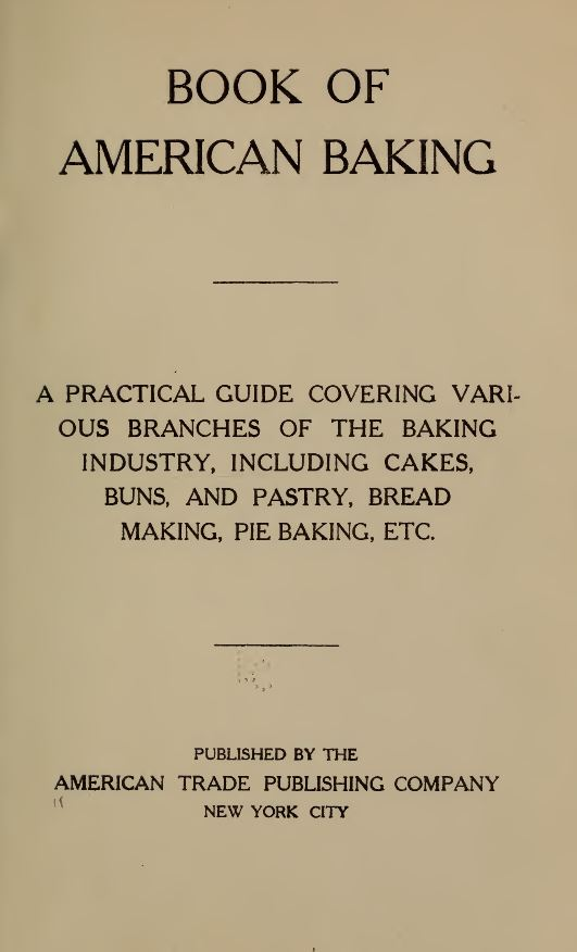 Bread Making Books