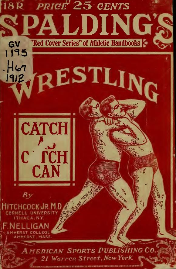Wrestling Books