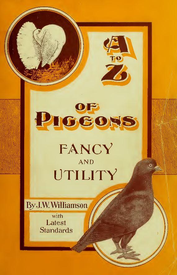 Pigeon Raising Books