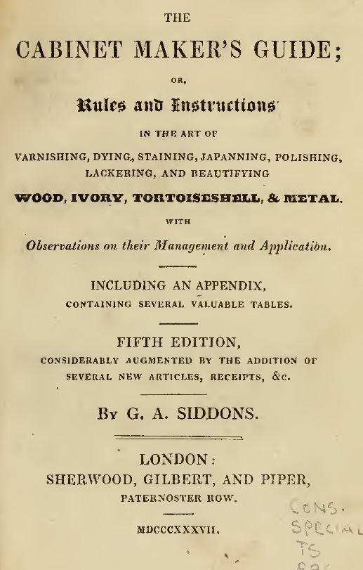 Cabinetry Books