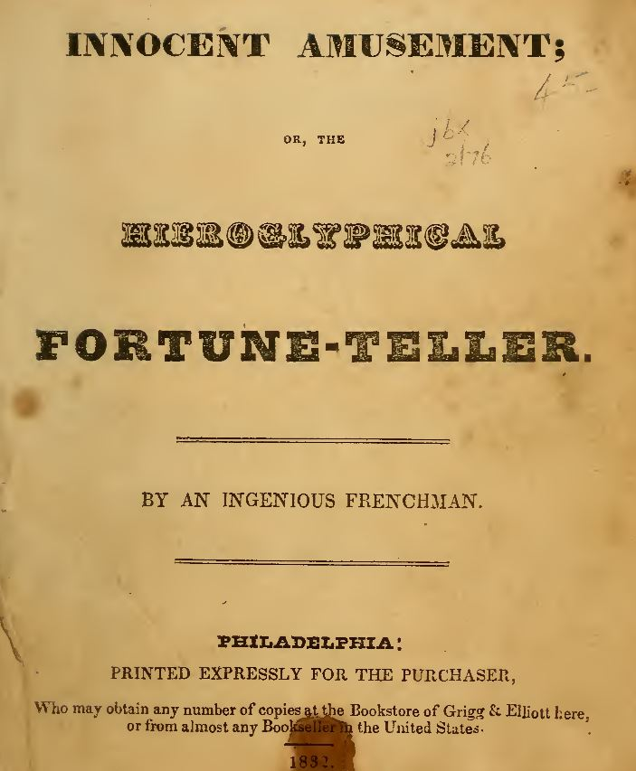 Fortune Telling Books