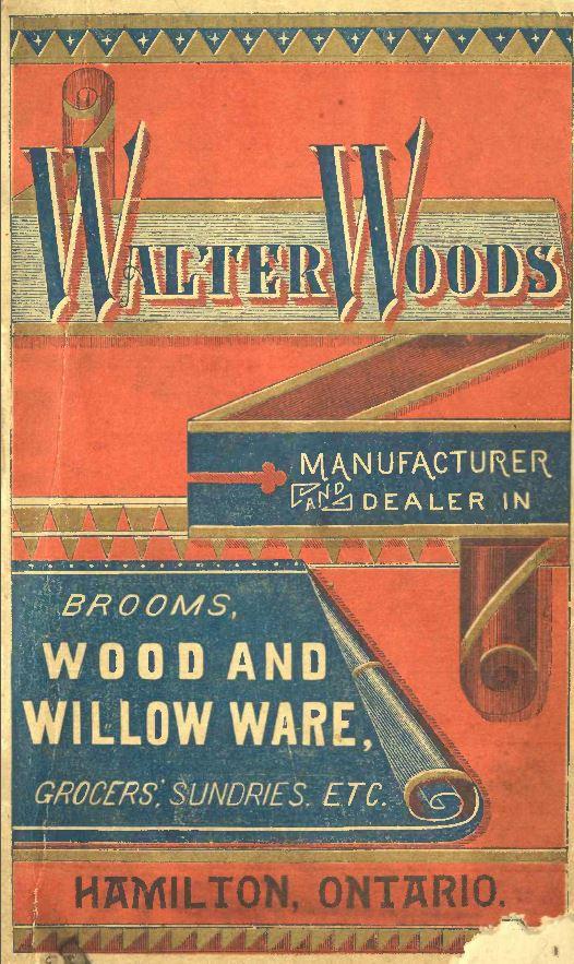 Vintage Brooms Books