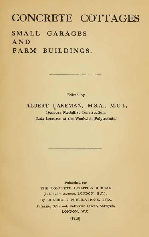 Log Cabins and Cottages Books