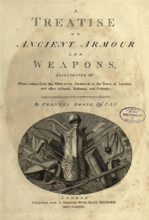 Medieval Armory Books