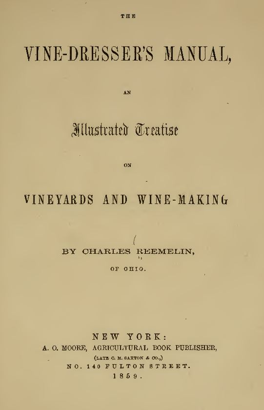 Grape Wine Books