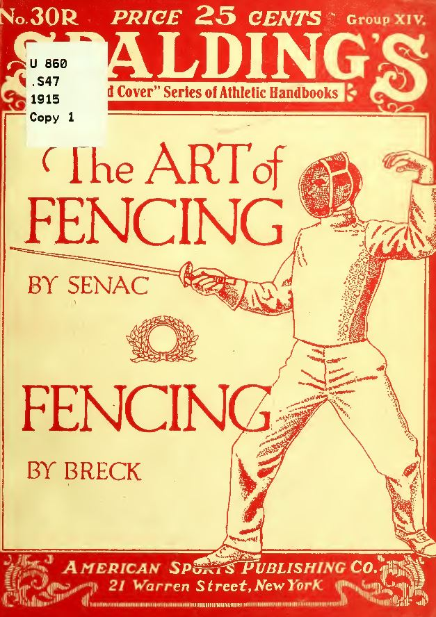 Fencing Books