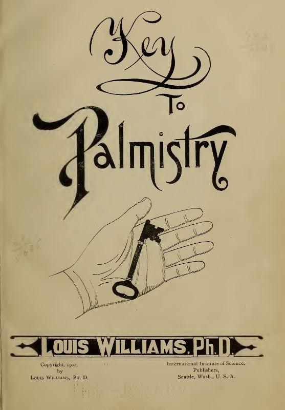 Palmistry Books