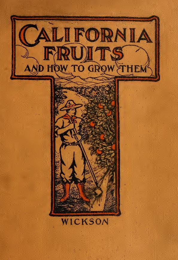 Fruit Culture Books
