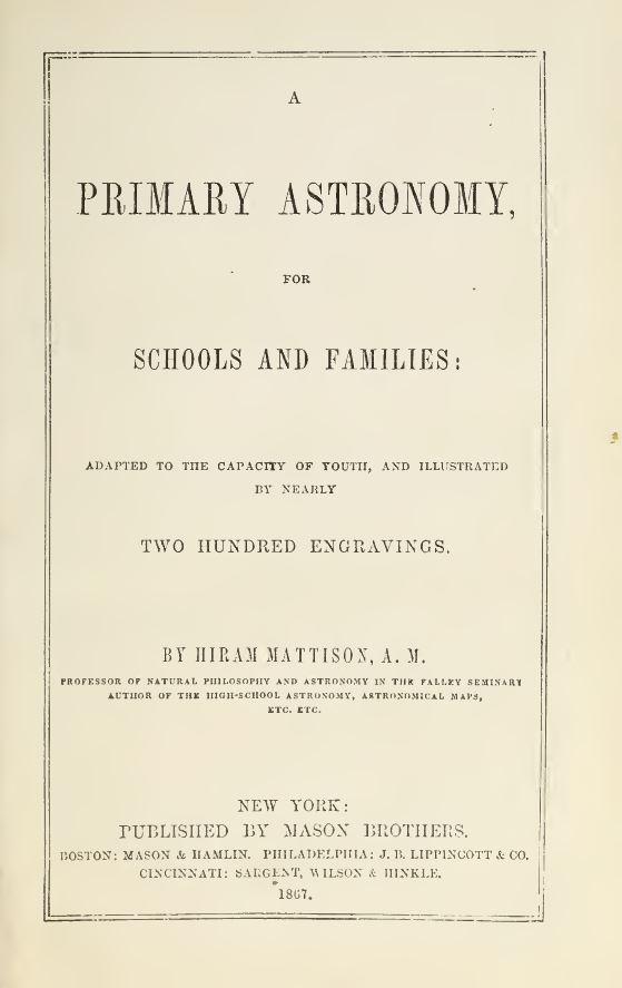 Telescopes and Astronomy Books