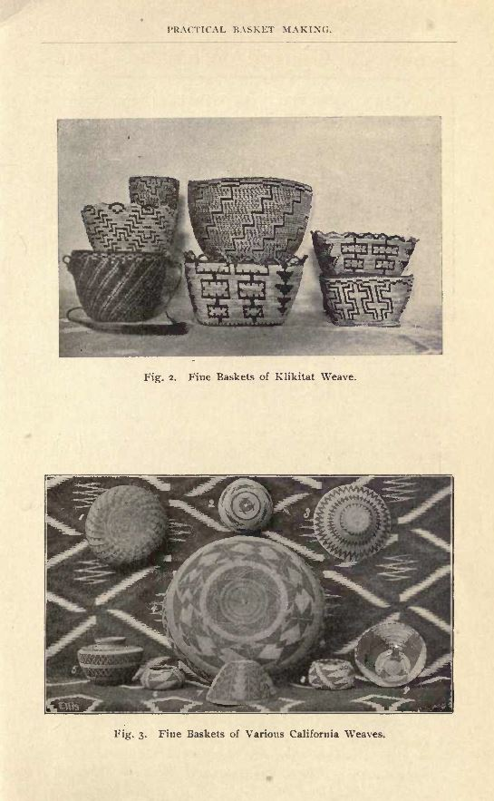 Basketry Books