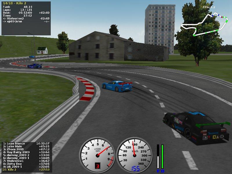 best pc racing games 2009